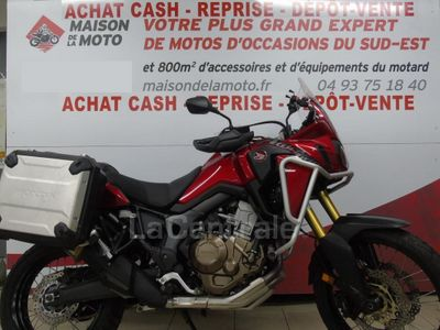HONDA CRF AFRICA TWIN 1000 occasion