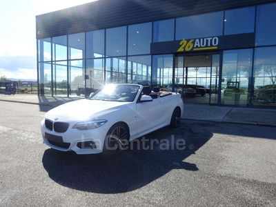 BMW SERIE 2 F23 CABRIOLET occasion