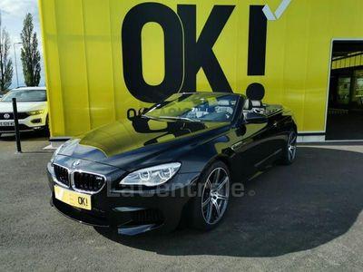 BMW SERIE 6 F12 CABRIOLET M6 occasion