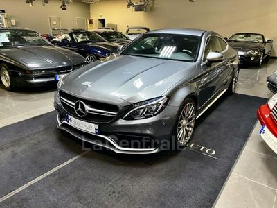 MERCEDES CLASSE C 4 COUPE AMG occasion