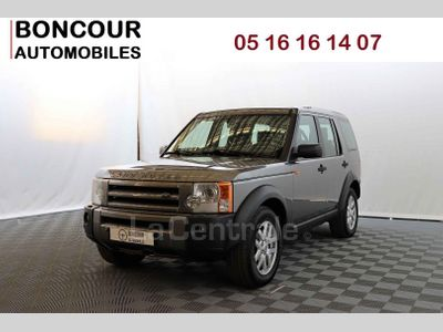 LAND ROVER DISCOVERY 3 occasion