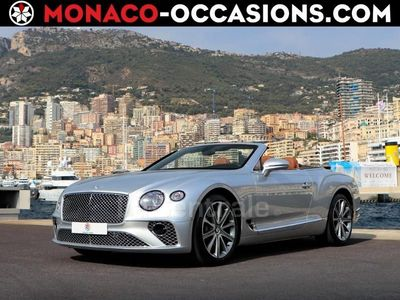 BENTLEY CONTINENTAL GTC 3 occasion