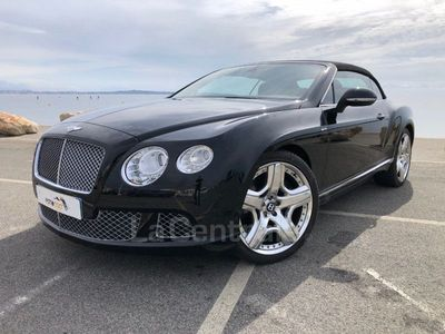 BENTLEY CONTINENTAL GTC 2 occasion