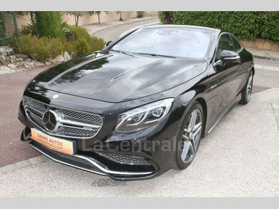 MERCEDES CLASSE S 7 COUPE AMG occasion