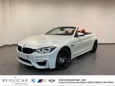 BMW SERIE 4 F83 CABRIOLET M4 occasion