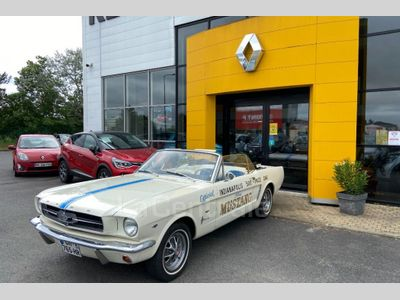 FORD MUSTANG CABRIOLET occasion