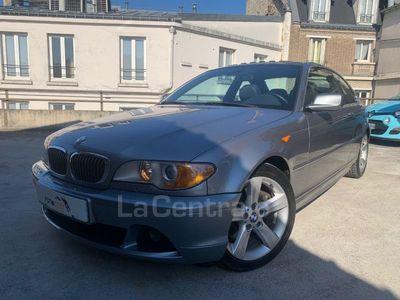 BMW SERIE 3 E46 COUPE occasion