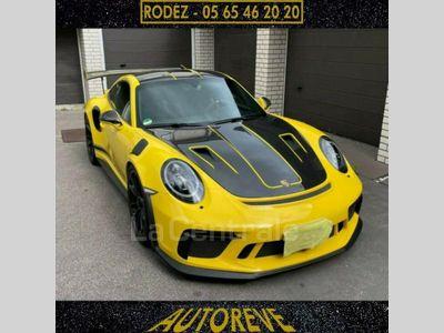 PORSCHE 911 TYPE 991 GT3 RS occasion
