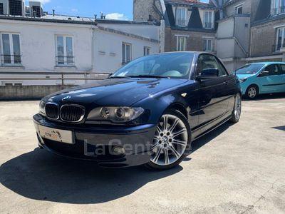 BMW SERIE 3 E46 CABRIOLET occasion