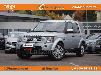 LAND ROVER DISCOVERY 4 occasion