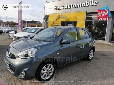 NISSAN MICRA 4 occasion