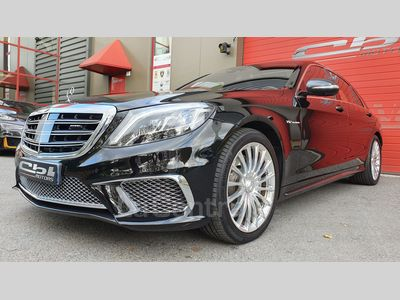 MERCEDES CLASSE S 7 AMG occasion