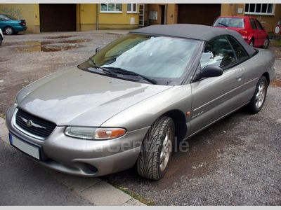 CHRYSLER STRATUS CABRIOLET occasion