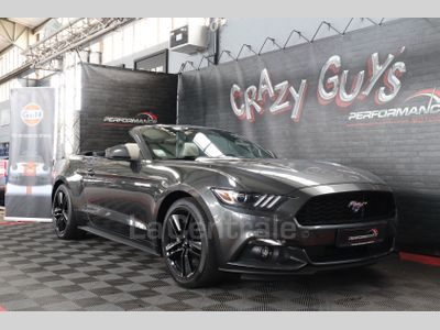FORD MUSTANG 6 CABRIOLET occasion