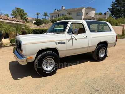 DODGE RAMCHARGER occasion