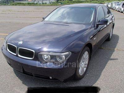 BMW SERIE 7 E65 occasion