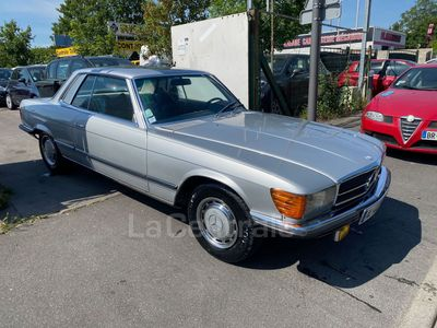 MERCEDES 350 COUPE occasion