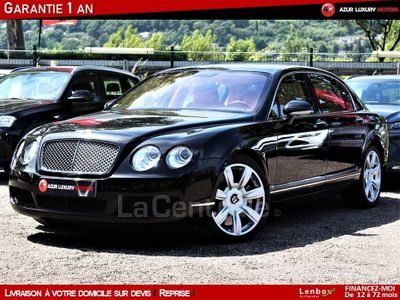 BENTLEY CONTINENTAL FLYING SPUR occasion