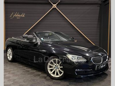 BMW SERIE 6 F12 CABRIOLET occasion