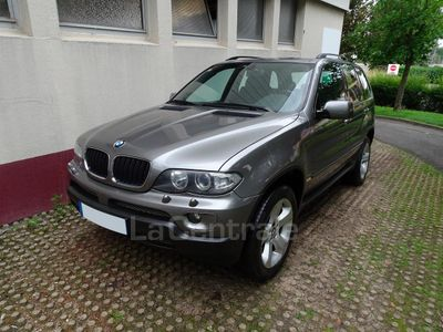 BMW X5 E53 occasion