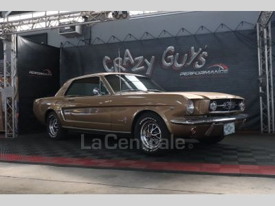 FORD MUSTANG COUPE occasion