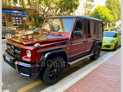 MERCEDES CLASSE G 3 AMG occasion