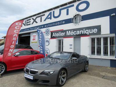 BMW SERIE 6 E64 CABRIOLET M6 occasion