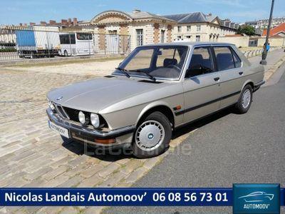 BMW SERIE 5 E28 occasion