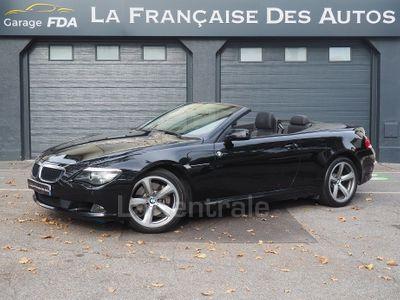 BMW SERIE 6 E64 CABRIOLET occasion