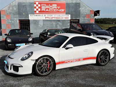PORSCHE 911 TYPE 991 GT3 occasion