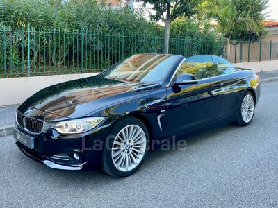 BMW SERIE 4 F33 CABRIOLET occasion