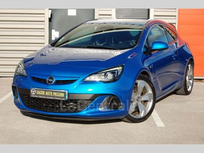 OPEL ASTRA 4 GTC OPC occasion